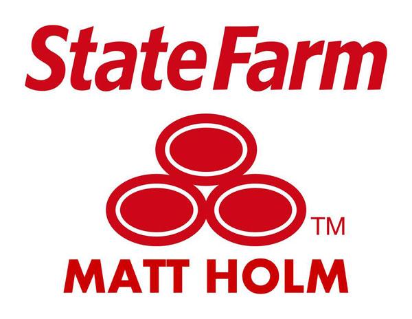 Sponsor - Matt Holm State Farm Agent