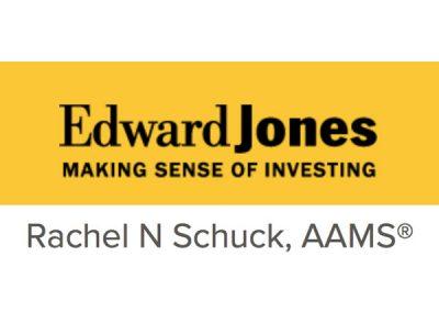 Sponsor - Rachel Schnuck - Edward Jones